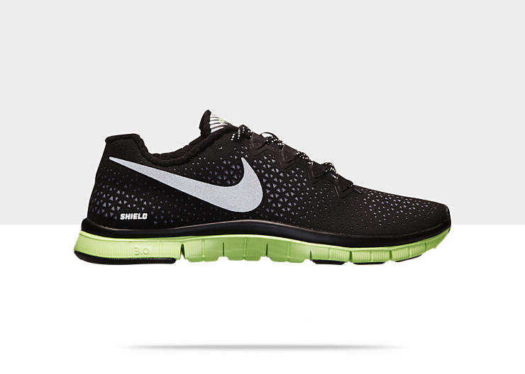 Nike Free Trainer 3.0 Shield &ndash; Chaussure d'entra&icirc;nement pour Homme