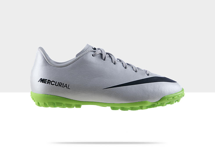 Nike Jr Mercurial Victory IV Turf &ndash; Chaussure de football pour Gar&ccedil;on