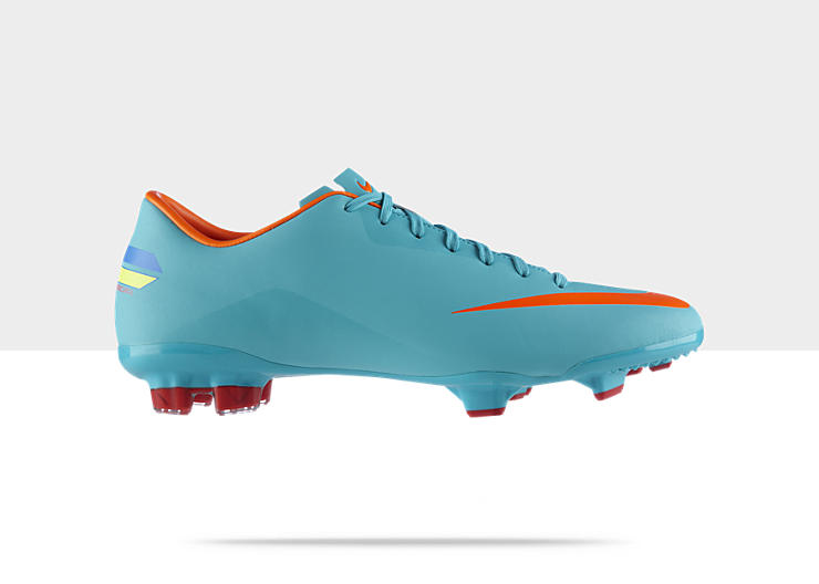 Nike Mercurial Glide III Firm-Ground - Botas de f&uacute;tbol - Hombre