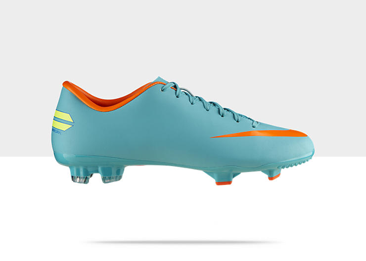 Nike Mercurial Victory III - Chaussure de football sol dur pour Homme