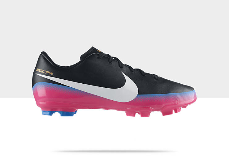 Nike Mercurial Victory III CR&nbsp;&ndash; Chaussure de football pour sol dur pour Gar&ccedil;on