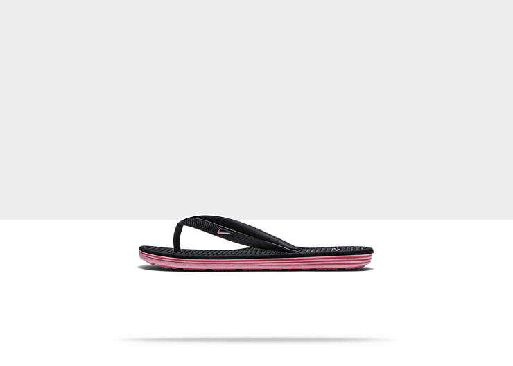 Nike Solarsoft 2 &ndash; Tong pour Petite fille/Fille
