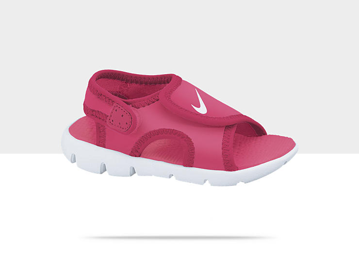 Nike Sunray Adjust 4 Infant/Toddler Girls' Shoe