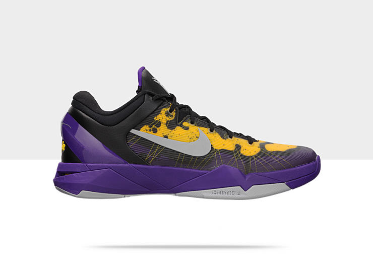 Nike Zoom Kobe VII System - Chaussure de basket-ball pour Homme