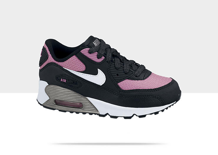 Chaussure Nike Air Max 90 pour Petite fille