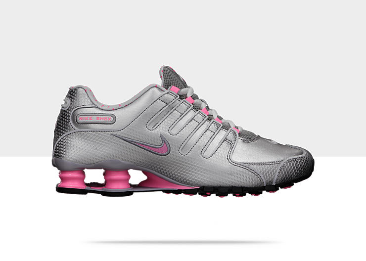 Chaussure Nike Shox NZ pour Femme