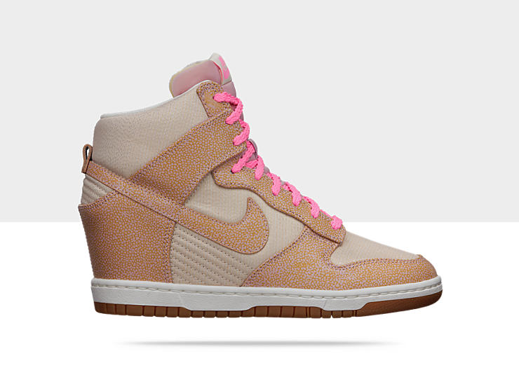 Nike Dunk Sky Hi Vintage &ndash; Chaussure pour Femme