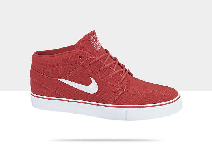 Nike Skateboarding Zoom Stefan Janoski Mid &ndash; Chaussure mi-montante pour Homme