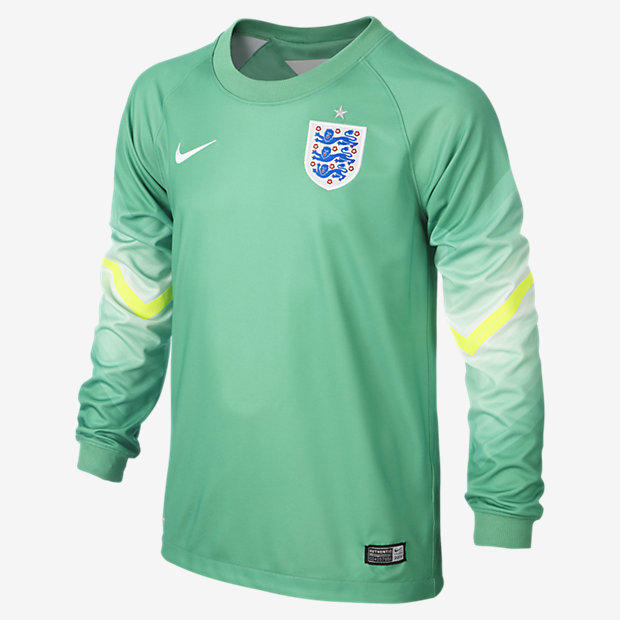 2014 England Stadium Goalkeeper