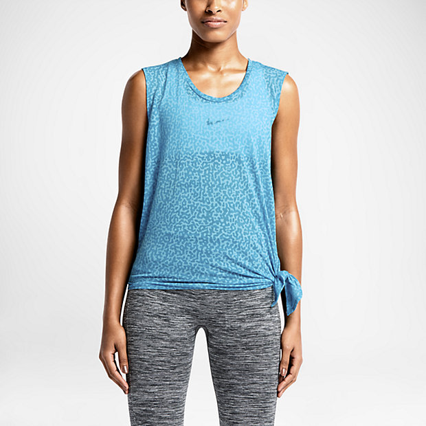 Nike Club Mezzo Tie Women's Training T-Shirt