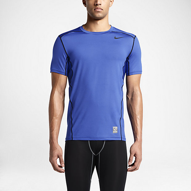 Nike Pro Hypercool Fitted Short-Sleeve