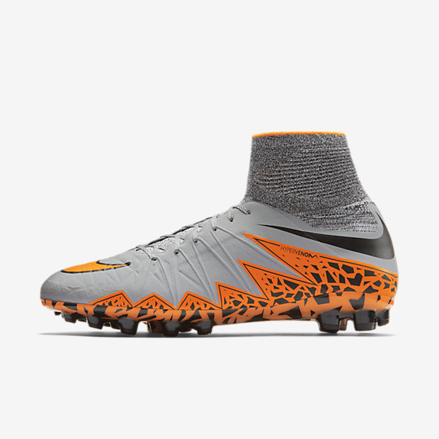 Wolf Grey, Black, Total Orange Hypervenom Phantom II AG