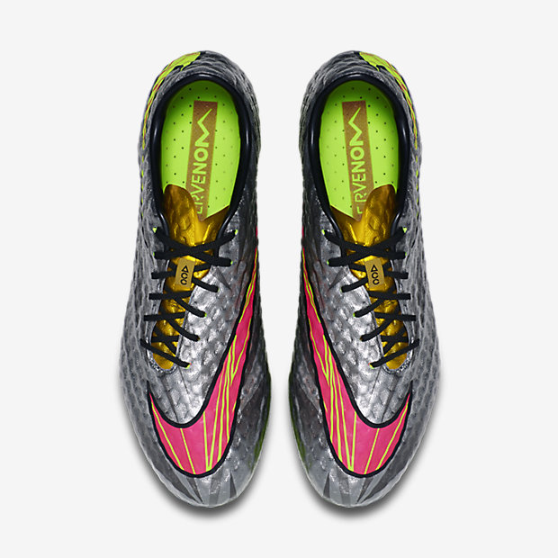 Neymar Liquid Diamond Hypervenom Phantom FG