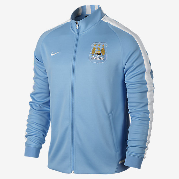 Manchester City FC Authentic N98