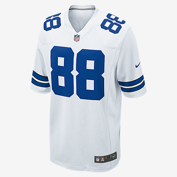 NFL Dallas Cowboys Game Jersey (Dez Bryant)