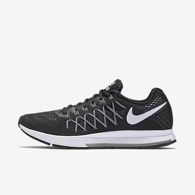 nike pegasus black mens images. Black Bedroom Furniture Sets. Home Design Ideas
