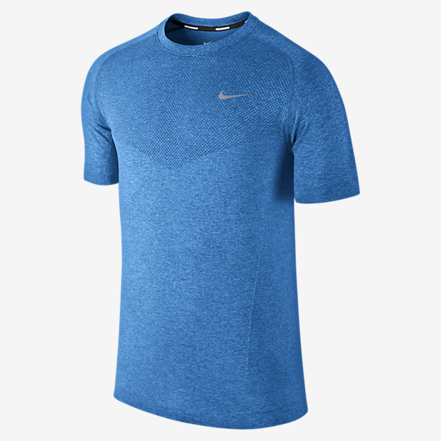 Smukt smil pige nike dri fit short sleeve shirt for Running dri fit shirts