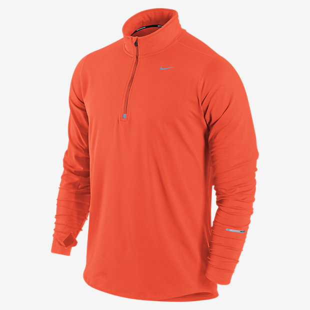 Nike Element Half-Zip Camiseta de running - Hombre