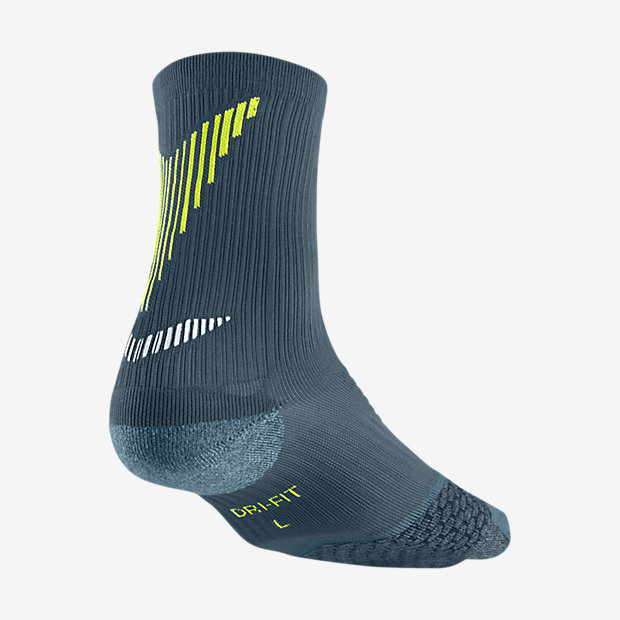 Nike Elite Cushioned Crew – Chaussettes de running