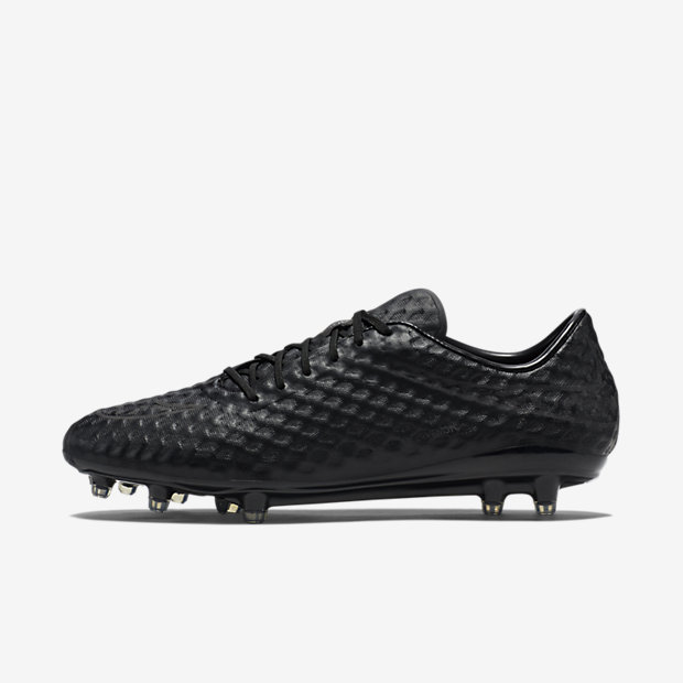 Black, Black, Total Orange, Black HYPERVENOM Phantom FG