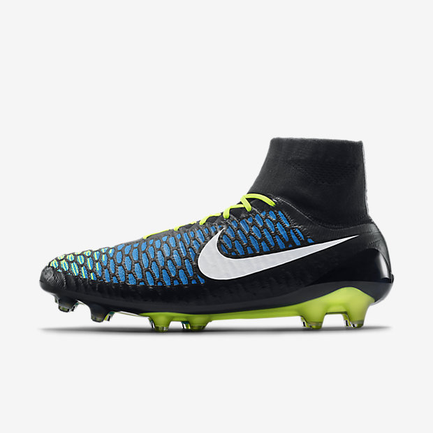 Black, Blue Lagoon, Volt, White Magista Obra FG