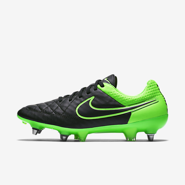 Black, Green Strike, Black Tiempo Legend V SG-PRO