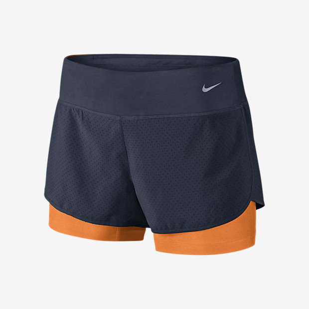 Nike 5cm Perforated Rival 2-in-1