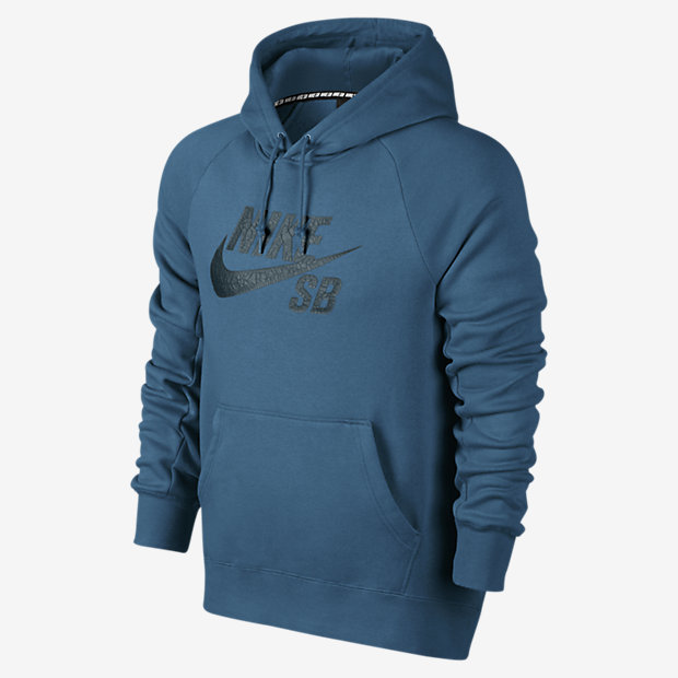 Nike SB Icon Crackle Pullover