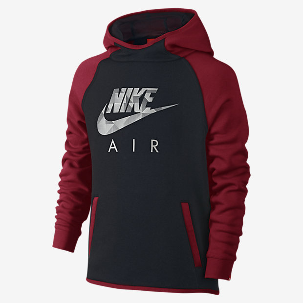 Nike Air Flash Brushed Fleece Pullover
