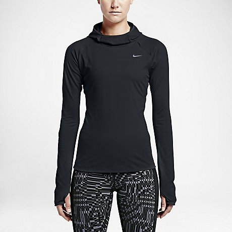 Nike Element Women's Running Hoodie. Nike.com (IE