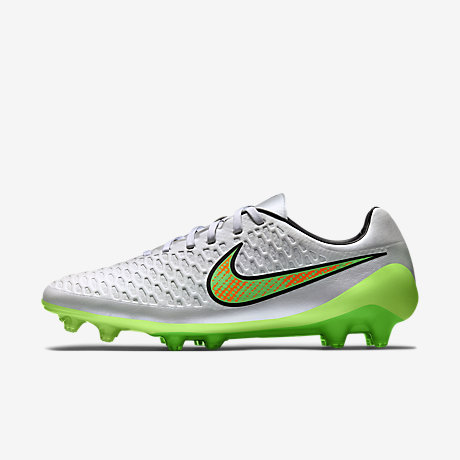 Botas de futbol colouring pages - Nike Magista Colouring Pages Page 2