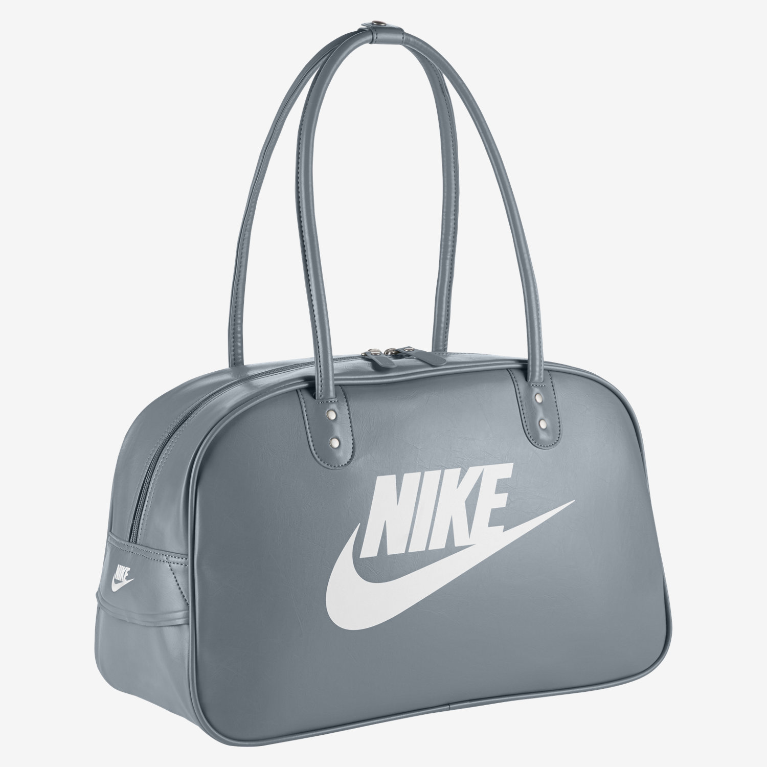 Awesome Nike Heritage SI Club Womens Ladies Shoulder Bag Sports - Red / Silver - Medium | EBay