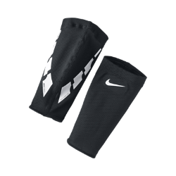 Nike Guard Lock Elite Football Guard Sleeves (Large/1 Pair)