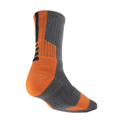 Nike Elite 2.0 Cushioned Crew BHM Basketball Socks (1 Pair)