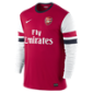 2013/14 Arsenal Football Club L/S Shirt
