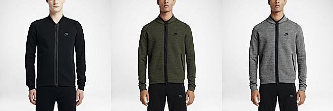 chaqueta nike tech fleece