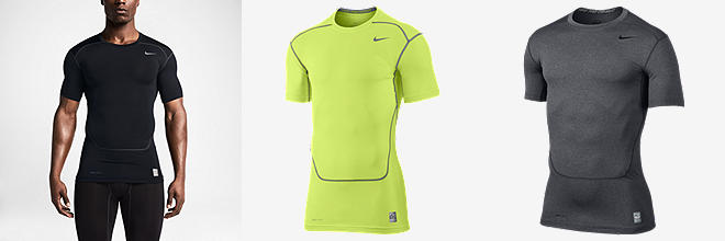 Nike Pro Combat Core 2.0 Compression Short-Sleeve