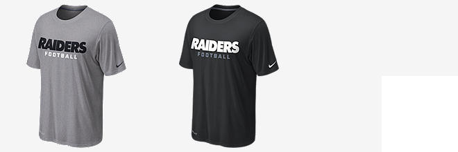 Nike Legend Font (NFL Raiders)