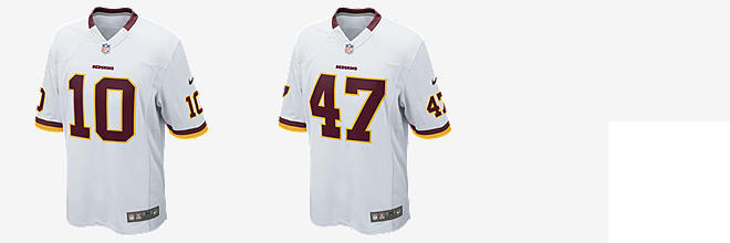 NFL Washington Redskins Game Jersey (Robert Griffin III)