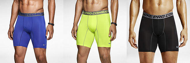 Nike Pro Combat Core Compression 2.0 de 15 cm