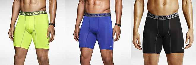 Nike Pro Combat Core Compression 15 cm 2.0