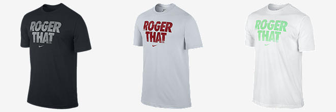 "Nike Premier RF ""Roger That"" Graphic"