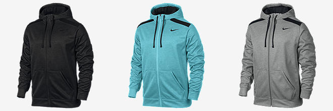 Nike Shield Nailhead Full-Zip