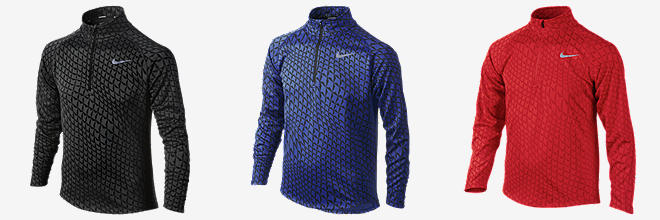 Nike Jacquard Element Half-Zip
