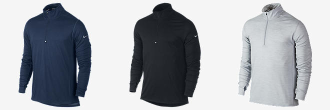 Nike Dri-FIT Wool Half-Zip