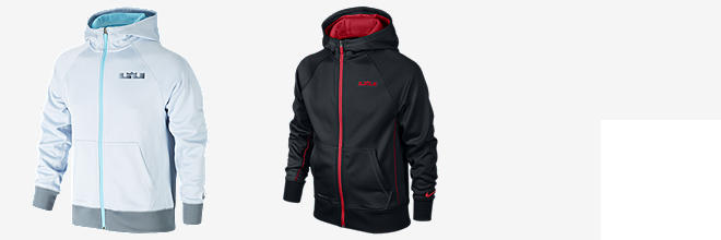 LeBron Performance Full-Zip