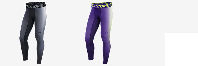 Nike Pro Combat Hyperwarm Dri-FIT Max Hyperwarm Max Compression Eclipse
