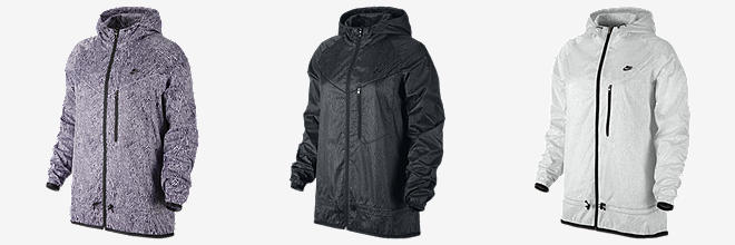 Nike Windrunner Flash-Printed