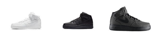 Nike Air Force 1 07 mi-montante