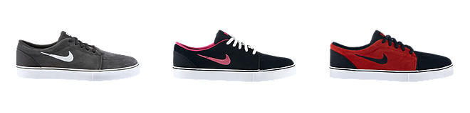 Nike Satire Low